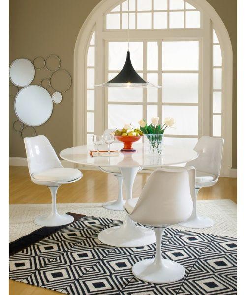 25+ best ideas about White Dining Set on Pinterest | White kitchen ...