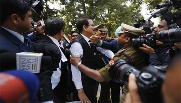 Next hearing on March 25, No relief for Subrata Roy from SC @India News