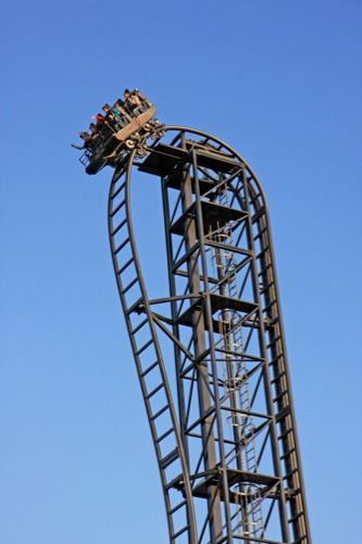 an analysis of the topic of the roller coaster thrill Physics of roller coasters teacher resource guide 0 201 s market st pre-visit writing topics/prompts post-visit writing topics/prompts the following links and games provide additional information regarding roller coaster engineering, history, and.