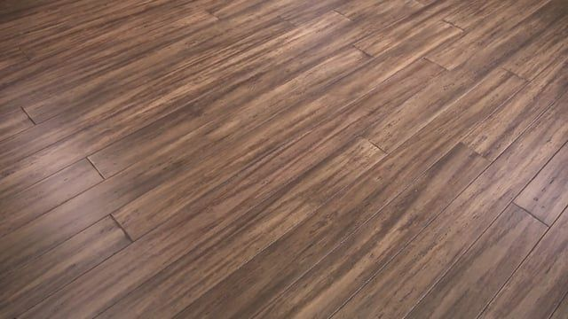 Treehouse By Cali Bamboo Is A Distressed Bamboo Floor That Bamboo Flooring Rustic Flooring Flooring