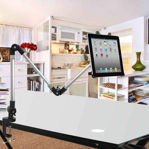 Rupse Multifunktionale Halterung in sowohl mit dem Auto und Haus, speziell für iPad2 Und New iPad halterung ipad ipad halterung stativ ipad halterung kfz stativ ipad halter entwickelt | Tablet PC Halterung