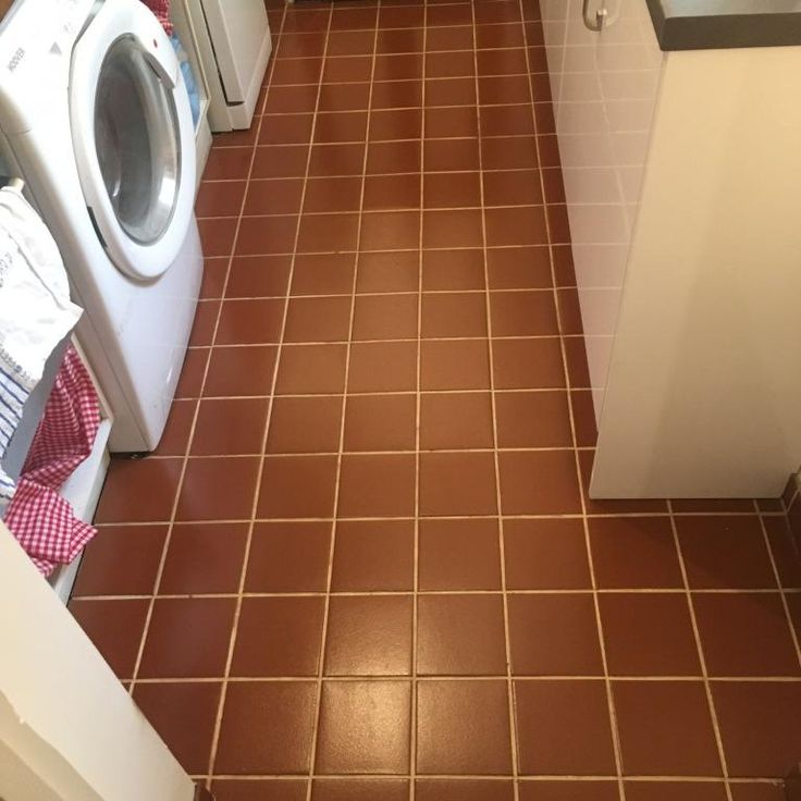 Red Quarry Tiles Before Cleaning And Repair Abington: 66 Best Quarry Tile Cleaning Images On Pinterest