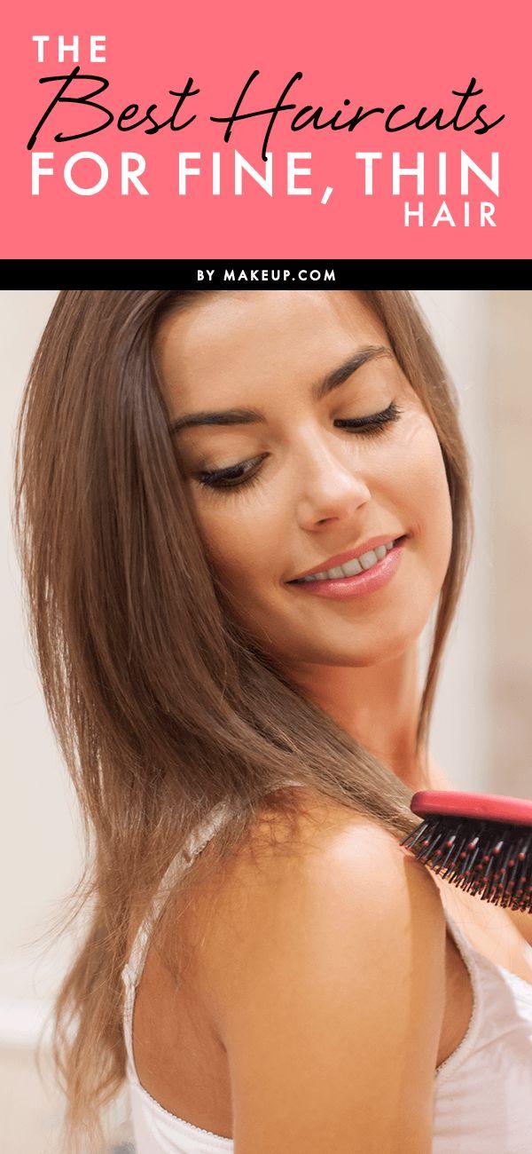 Haircuts for Thin Hair