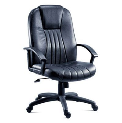 City High Back Leather Office Chair