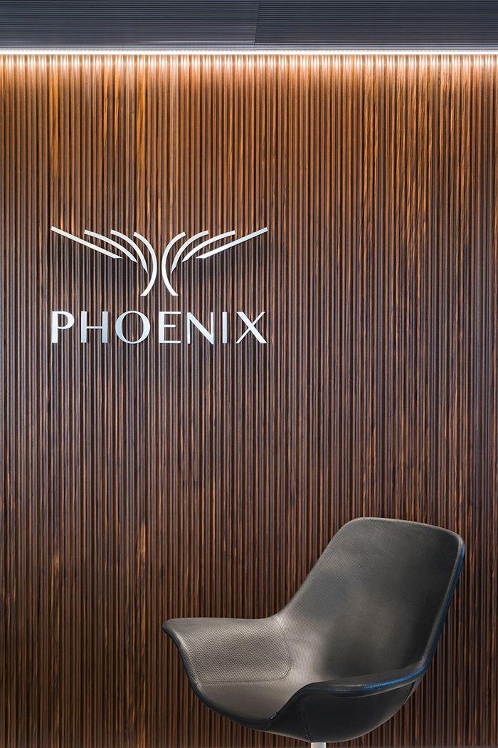 Phoenix Real Estate - Office interior