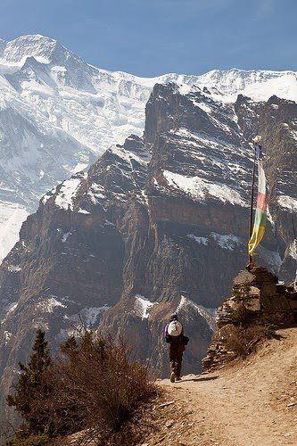 Caminhada no Himalaia, Nepal