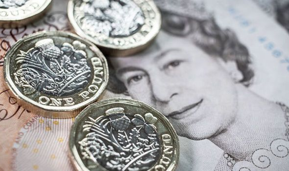 POUND LIVE: Pound flat as Theresa May's future hangs in the balance ahead of Brexit talks