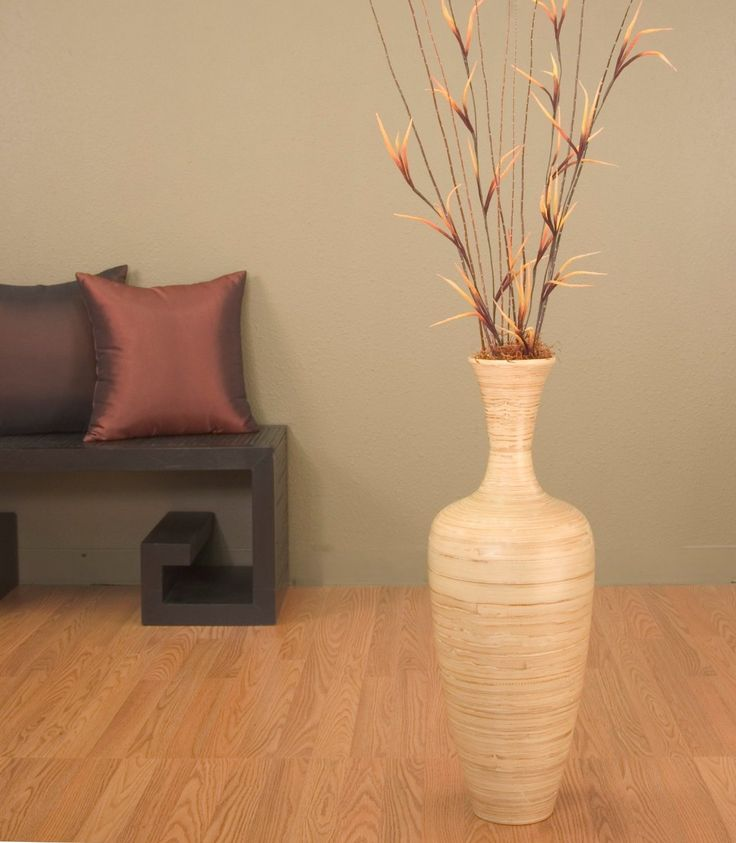 large decorative floor vases