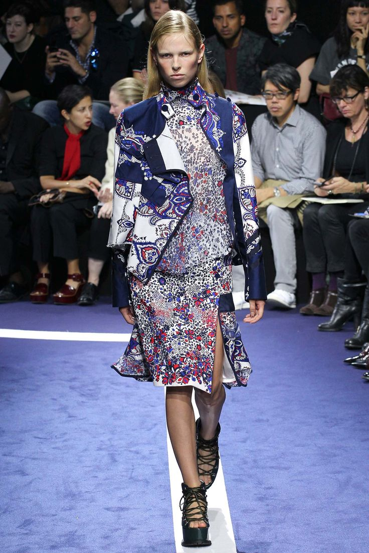 Sacai - Spring 2015 Ready-to-Wear - Look 43 of 75