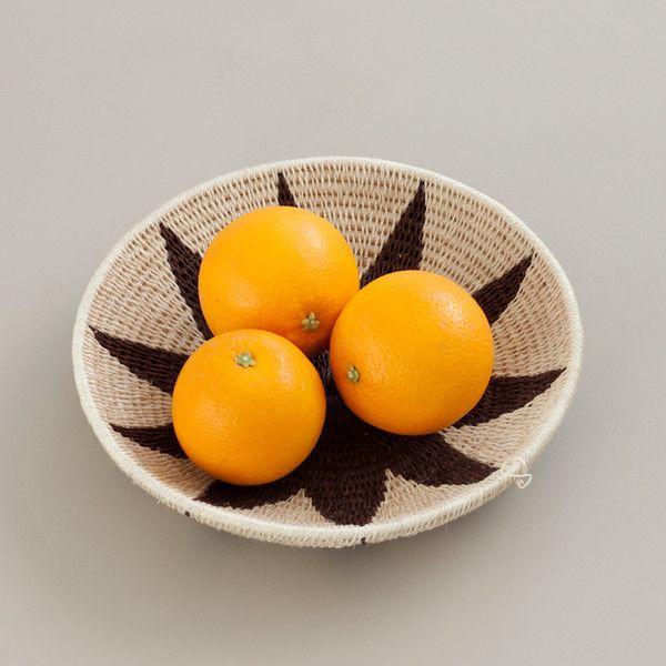 Woven Sisal Basket | The Woven Trail #basket #handmade #woventrail