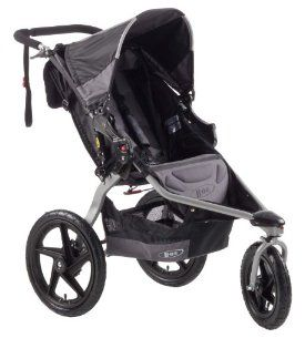 BOB Revolution SE Single Stroller, Black - http://babyentry.com/baby/strollers/bob-revolution-se-single-stroller-black-com/