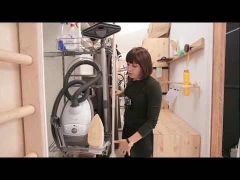 Verkleinerungstipps Teil 2: Aufbewahrungslösungen Zimmername: Leben auf wenig Raum