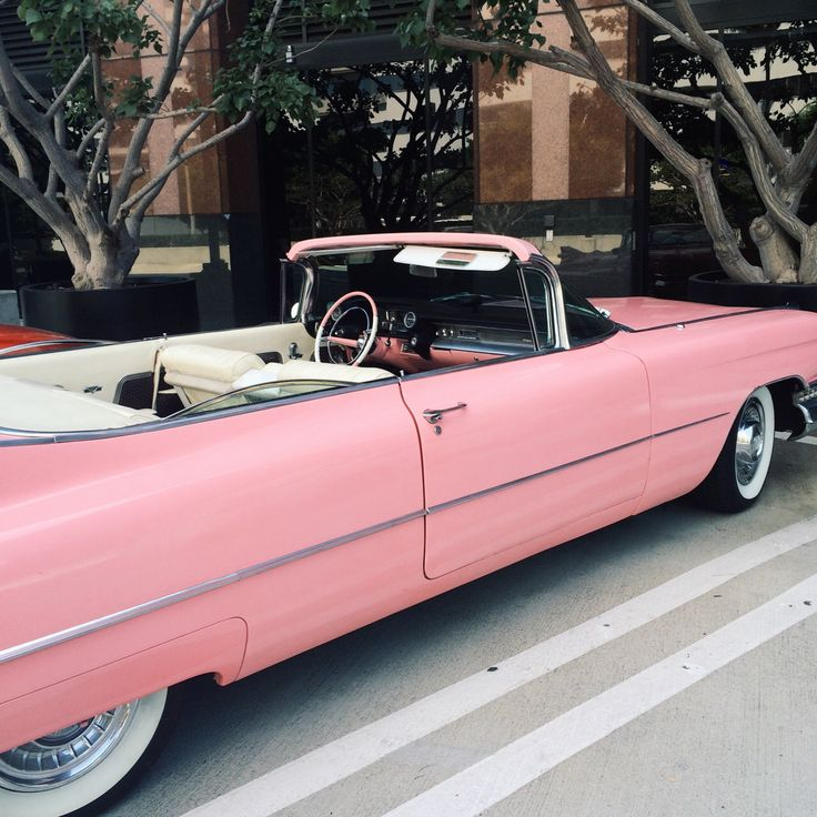 Best Pink Cadillac Ideas On Pinterest Vintage Glamour