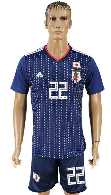7b8706f81 2018 Japan World Cup Jersey #22 | 2018 Japan World Cup Soccer Jersey ...