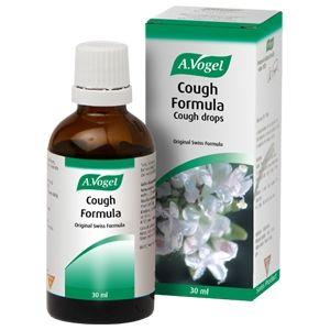 A. Vogel Cough Formula Drops R55.90