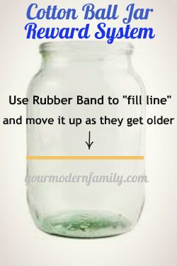25 best ideas about marble jar on pinterest - Put cotton ball trash can ...