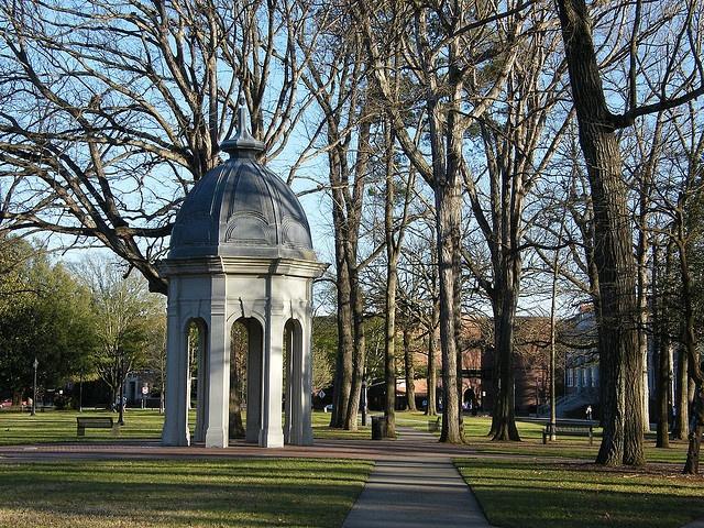 East Carolina University Cupola Greenville, NC East