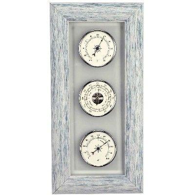 AN 28.3123.E - Termometro, Barometro Igrometro - in Inglese
