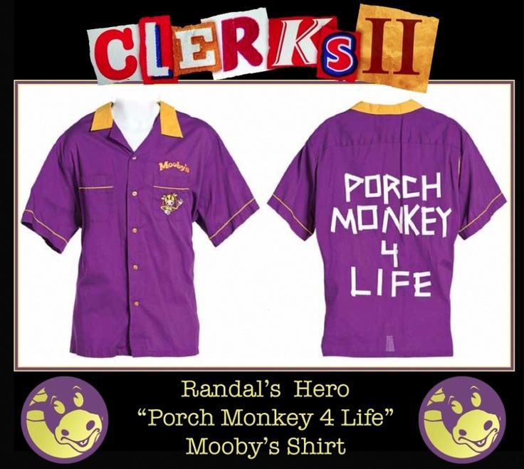 Porch Monkey 4 Life Shirt