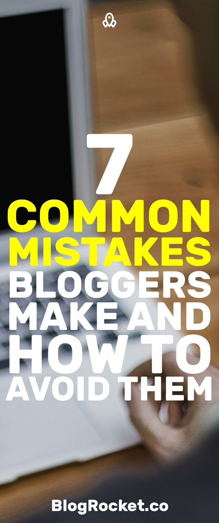 Every blogger makes mistakes but you don't want to make these common blogging mistakes that will set you back.