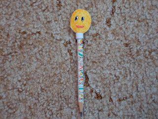Život s DIY: Výzdoba tužky