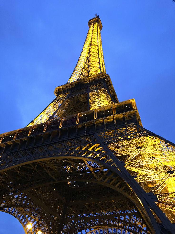 Hannas Home / Paris in January / The Eiffel tower