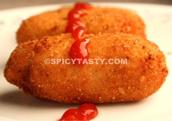 spicy bread rolls
