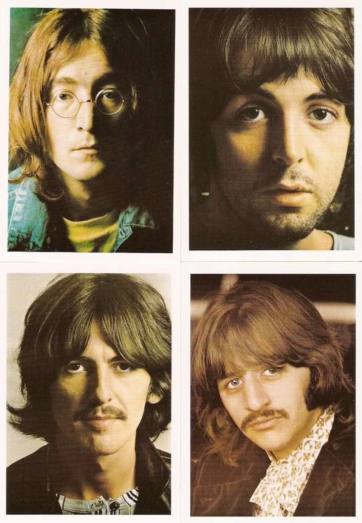 The Beatles White Album By Design Udiscover Beatles White Album Beatles Photos The Beatles