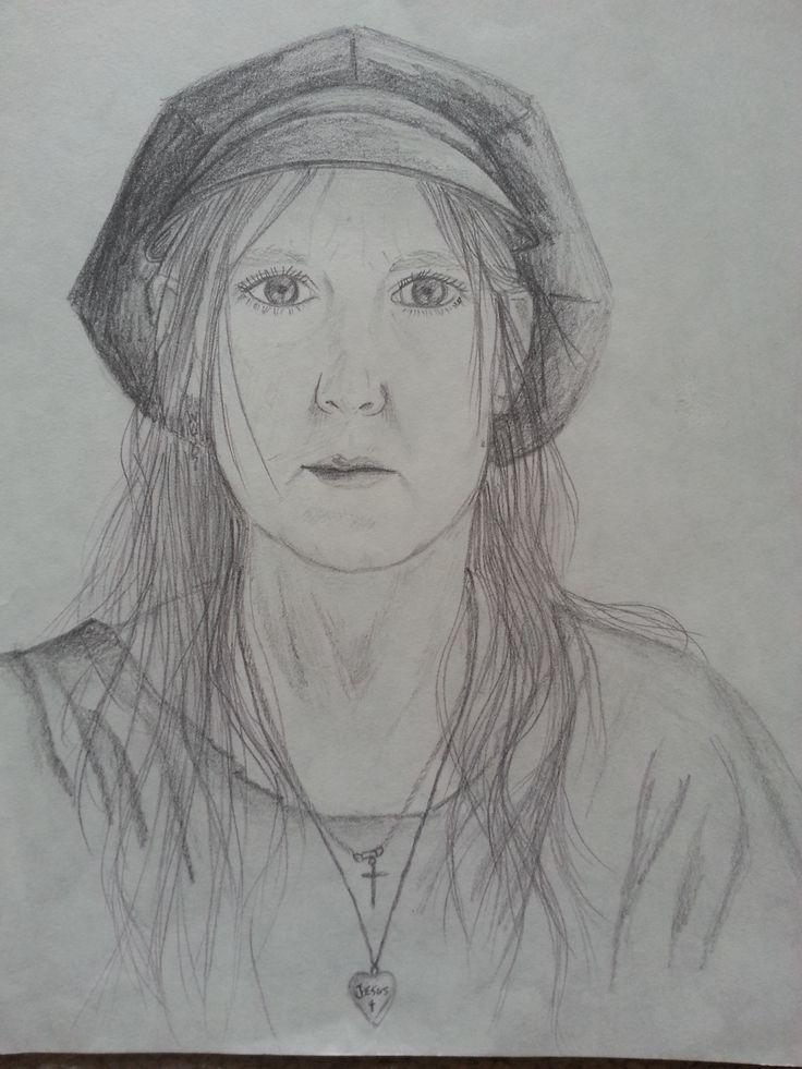 Self Portrait by BSStrocen (some years back)
