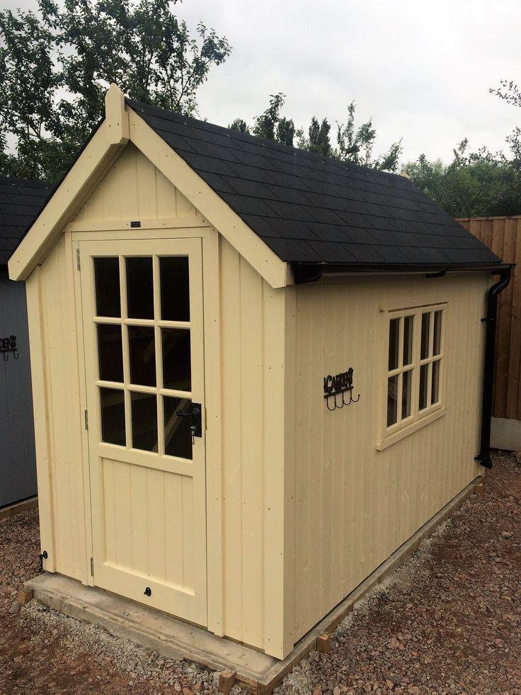25 best ideas about posh sheds on pinterest summerhouse. Black Bedroom Furniture Sets. Home Design Ideas