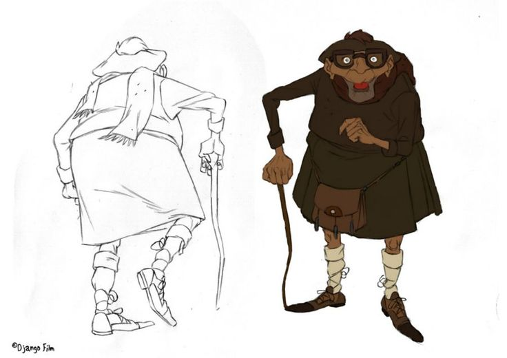 Best Character Design Websites : Best images about character design old people on