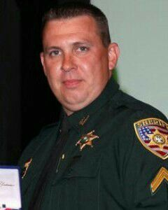 Sergeant Shawn Anderson  East Baton Rouge Parish Sheriff's Office, Louisiana EOW: Saturday, March 18, 2017