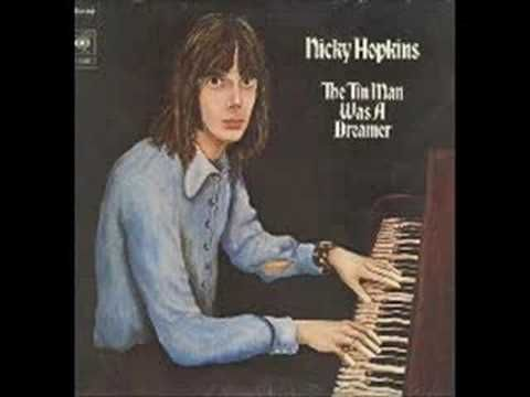 ▶ Nicky Hopkins - Waiting For The Band - YouTube