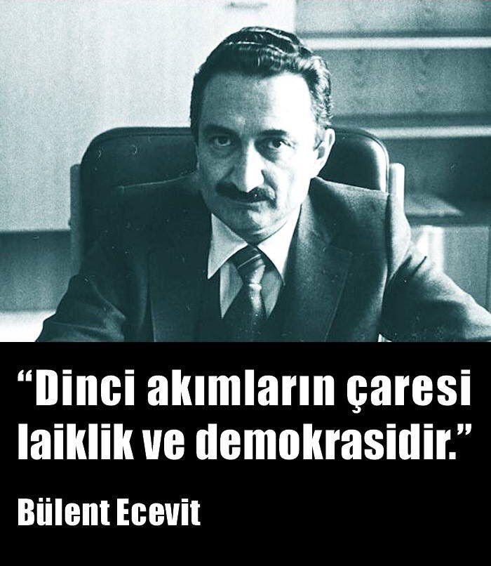 (1) #BülentEcevit hashtag on Twitter