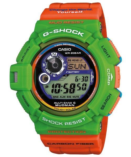 RunPlusDesign: mobile lifestyle, running and design: Stuff I love: G-shock GW-9300 Mudman