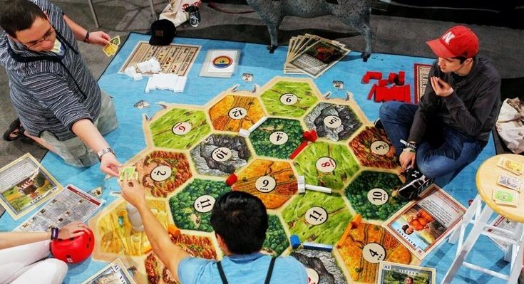 The Invasion of the German Board Games | Their peaceful premises and intricate rule systems are changing the way Americans play  and helping shape an industry in the process. | #Funnsim