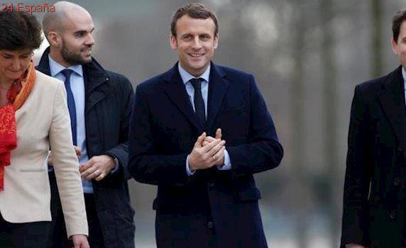 Socialistas y viejos amigos: el 'club' Macron