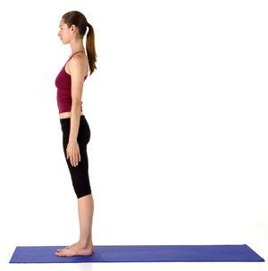 Kristen Bell's Yoga Workout