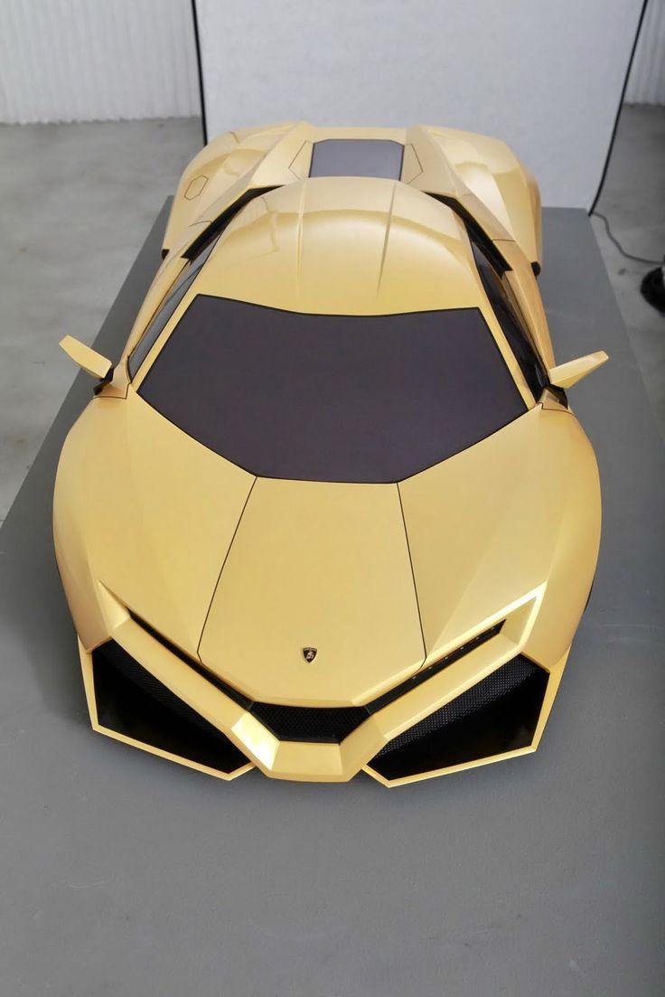 2010 Lamborghini Cnossus concept