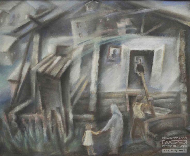 М.Е. Терентьев. Последняя встреча. 2002