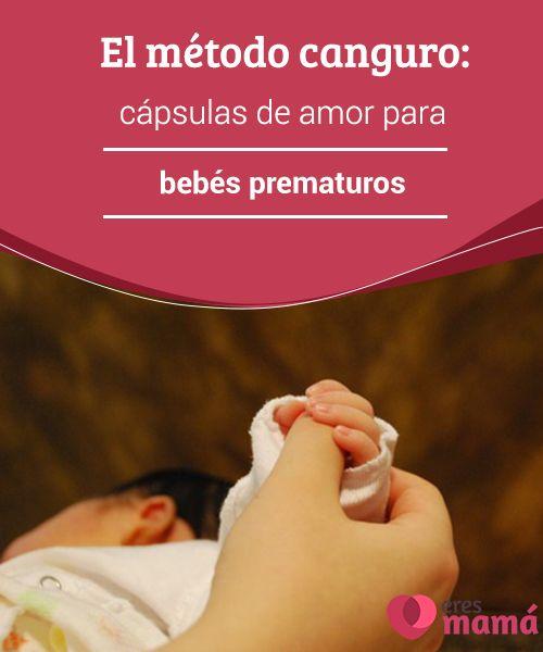 El método #canguro: cápsulas de amor para bebés prematuros   El #método canguro es la mejor forma para darle el #amor que necesitan a los #bebés #prematuro y que puedan desarrollarse de la mejor forma posible.