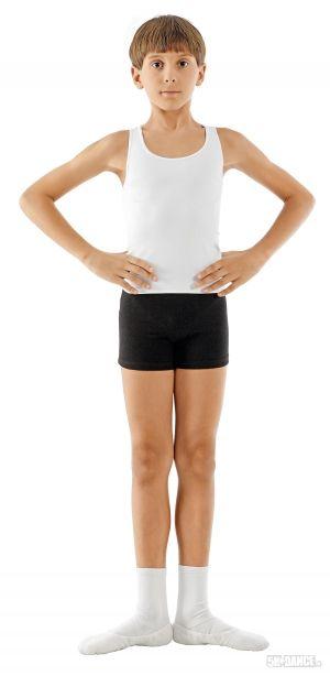Muži a chlapci - Baletné oblečenie - dres - Shorts - chlapci - Baletné oblečenie - dres - Shorts - chlapci - materiál: Cotton - SoDanca - 5kdance.sk