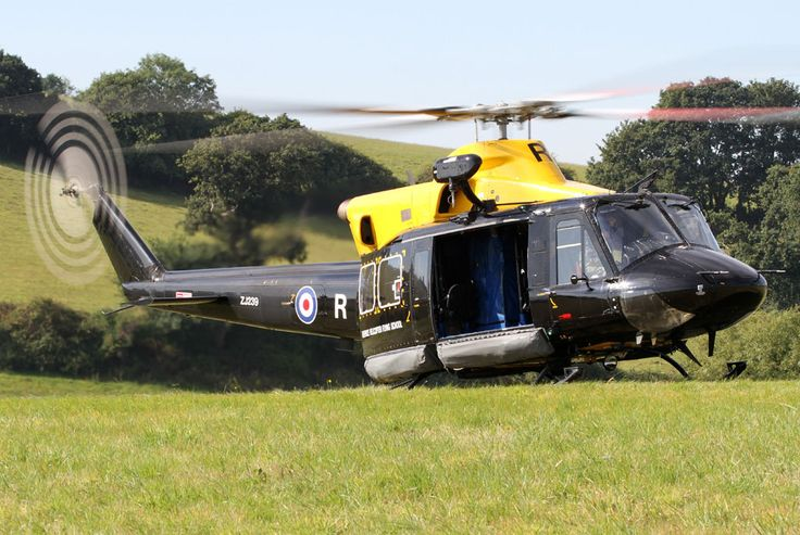 RAF Griffin landing.