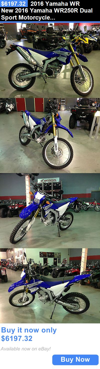 motorcycles And scooters: 2016 Yamaha Wr New 2016 Yamaha Wr250r Dual Sport Motorcycle Finance No Bs Fees We Have 2017S BUY IT NOW ONLY: $6197.32