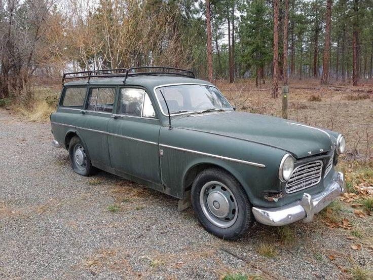 1967 Volvo 122s Classic Cars Station Wagon