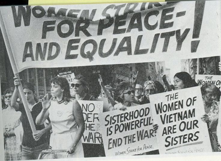 a brief history on feminism Feminism distinguished from other women's movements women have been oppressed ever since the invention of human sin, and for nearly as long they have been engaged in.