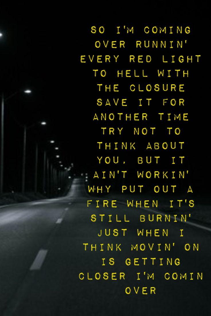 Every time it rains lyrics