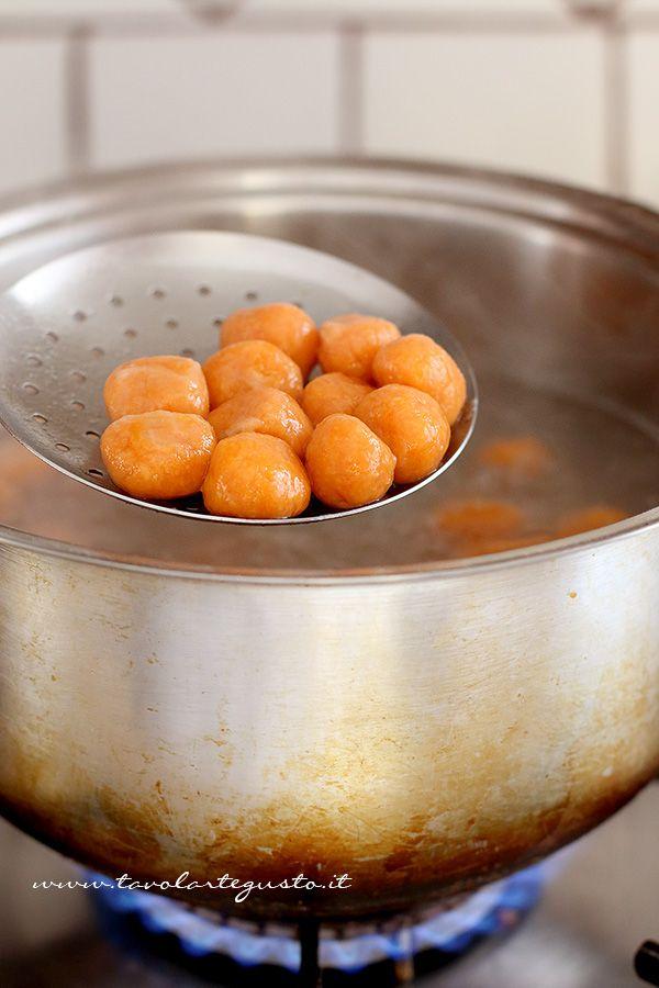 Gnocchi di zucca - Pumpkin Gnocchi