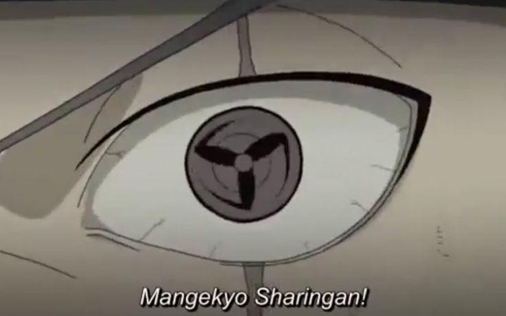 mangekyo sharingan