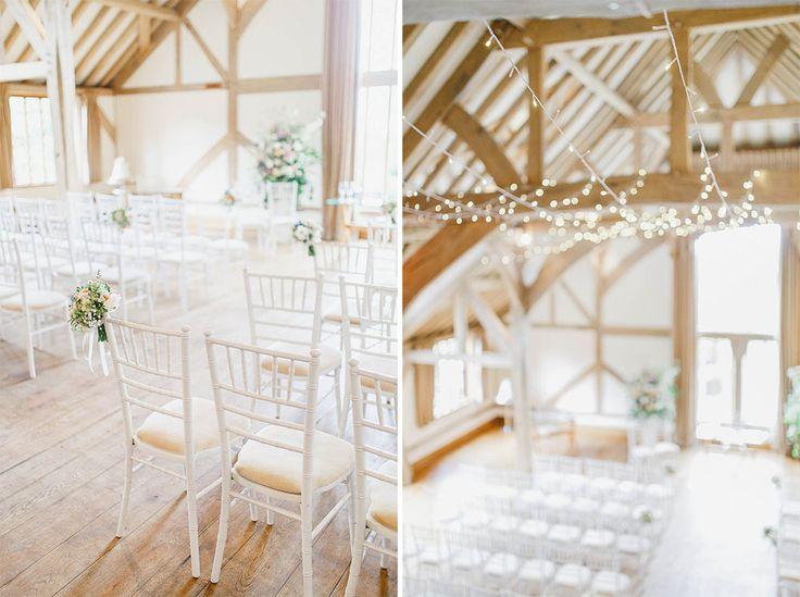 Cain Manor Wedding Ceremony Setup